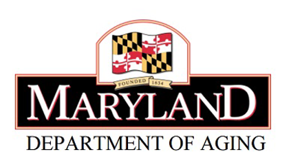 MARYLAND DEPT OF AGING logo
